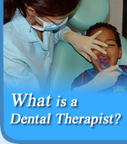 What is a Dental Therapist?
